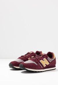 New Balance - 373 - Zapatillas - red/yellow - 4