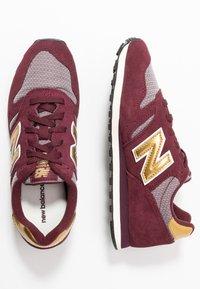 New Balance - 373 - Zapatillas - red/yellow - 3
