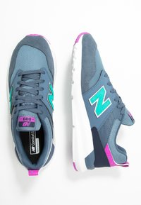 New Balance - 009 - Zapatillas - blue - 3