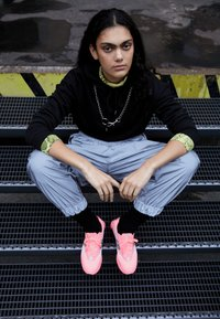 New Balance - X-RACER - Sneakers - pink - 3