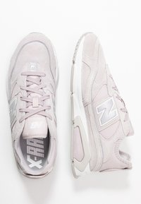 New Balance - X-RACER - Baskets basses - purple - 6