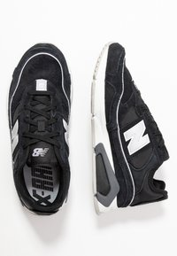 New Balance - X-RACER - Sneakers - black - 3