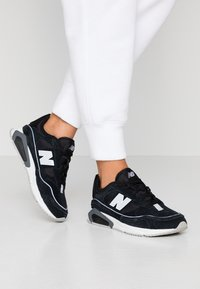 New Balance - X-RACER - Sneakers - black - 0