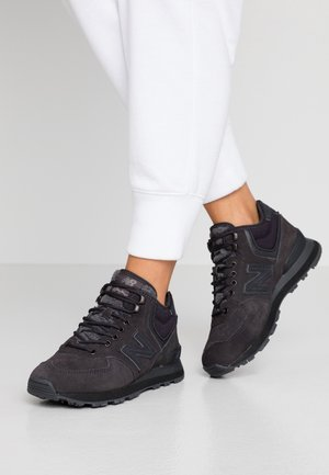 WH574 - High-top trainers - black