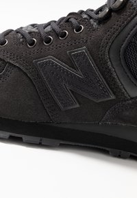 New Balance - WH574 - Höga sneakers - black - 2