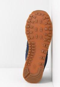 New Balance - WL574 - Sneakersy niskie - navy - 6