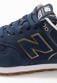 New Balance - WL574 - Sneakersy niskie - navy - 2