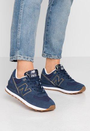 WL574 - Sneakers laag - navy