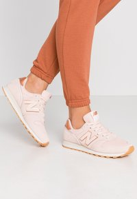 New Balance - WL373 - Matalavartiset tennarit - pink - 0