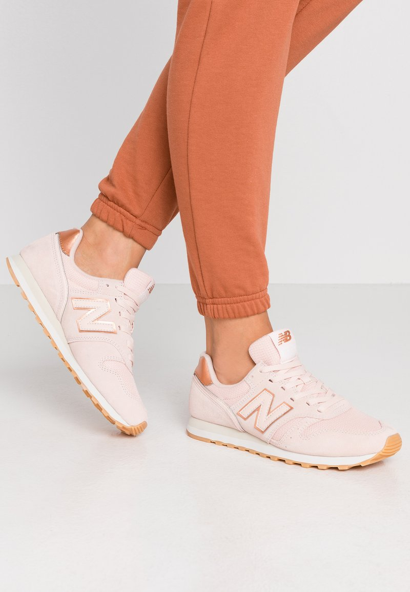 New Balance - WL373 - Matalavartiset tennarit - pink