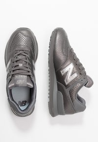 New Balance - WL574 - Sneakers laag - grey - 3