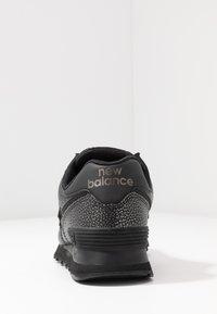 New Balance - WL574 - Zapatillas - black - 5
