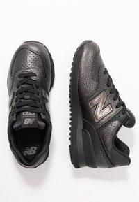 New Balance - WL574 - Zapatillas - black - 3