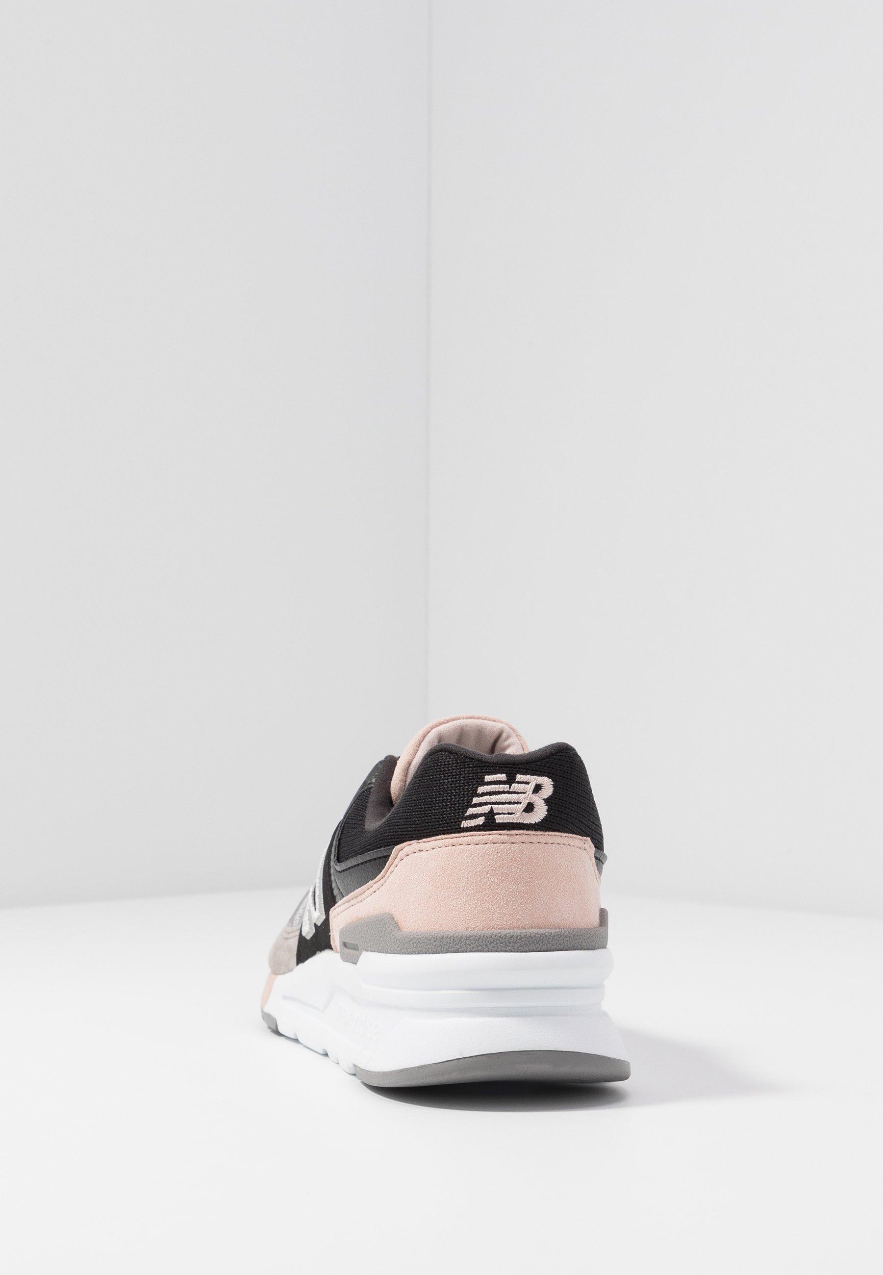CW997 - Sneakers laag - black