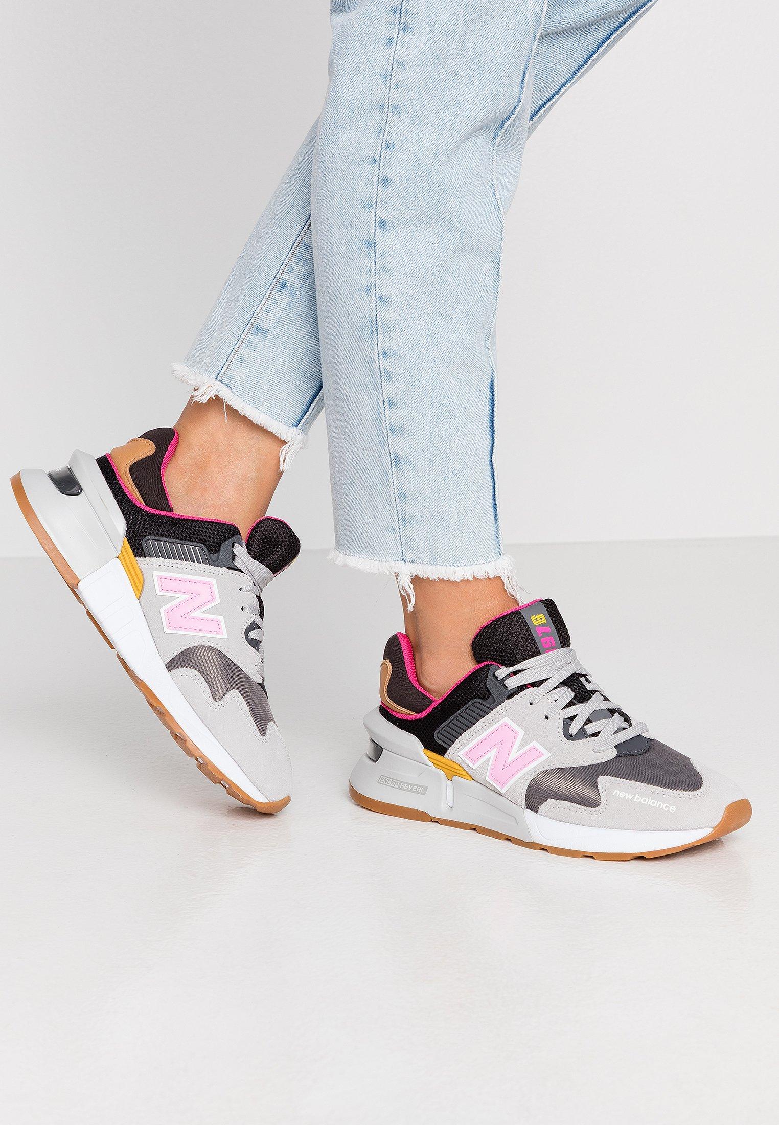 WS997 - Sneakers laag - grey/pink