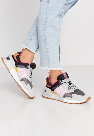 WS997 - Zapatillas - grey/pink