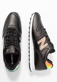 New Balance - WL373 - Zapatillas - black/white - 3
