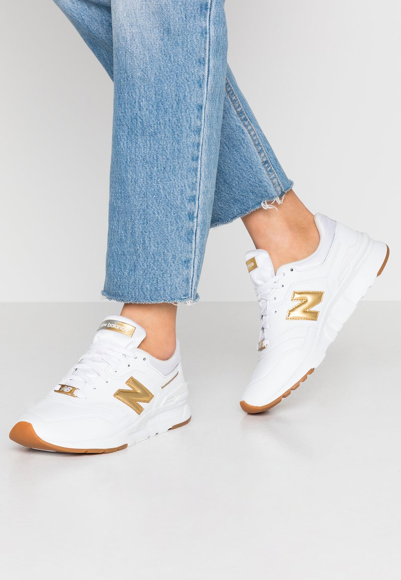 New Balance - CW997 - Matalavartiset tennarit - white