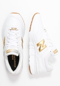 New Balance - CW997 - Matalavartiset tennarit - white - 3