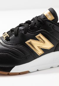 New Balance - CW997 - Sneakersy niskie - black/yellow - 2