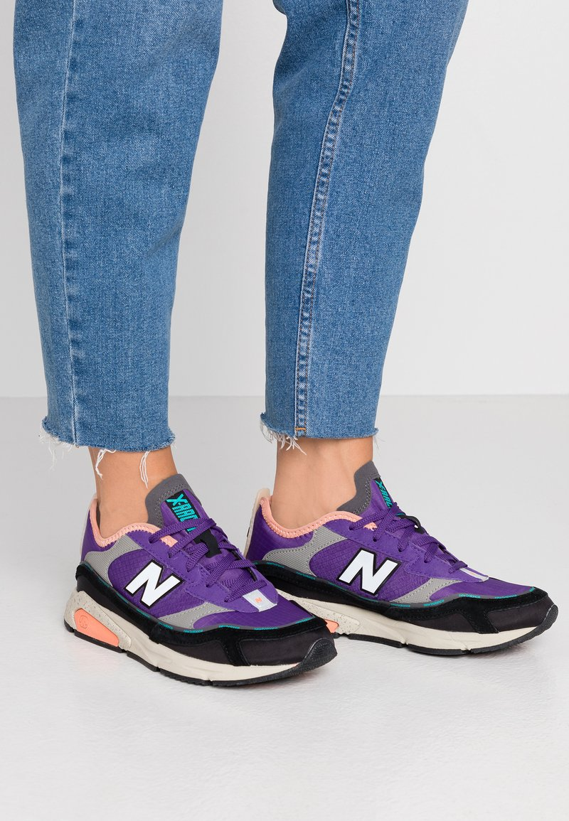 New Balance - WSXRC - Sneakersy niskie - purple