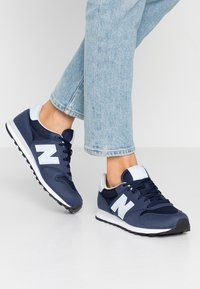 New Balance - GW500 - Sneakersy niskie - blue - 0