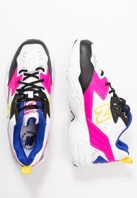 New Balance - WX608 - Trainers - white/black/pink - 3