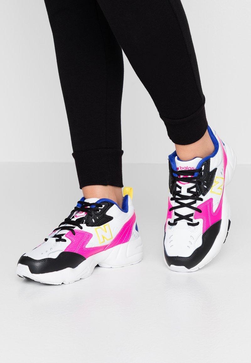 New Balance - WX608 - Trainers - white/black/pink