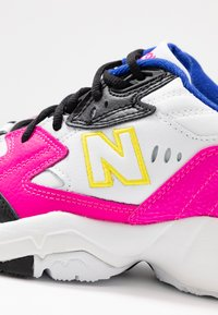 New Balance - WX608 - Trainers - white/black/pink - 2
