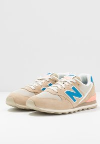 New Balance - WL996 - Sneakers laag - incense - 4