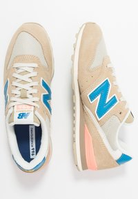 New Balance - WL996 - Sneakers laag - incense - 3