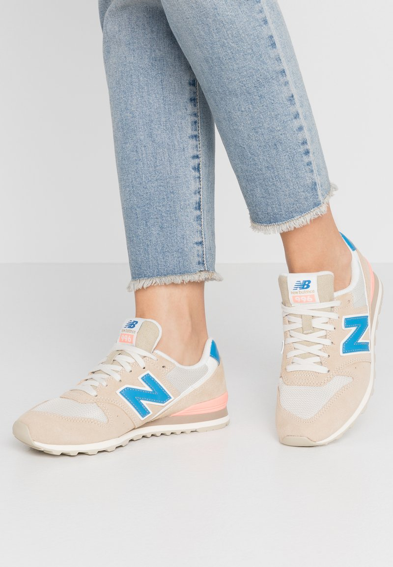 New Balance - WL996 - Sneakers laag - incense