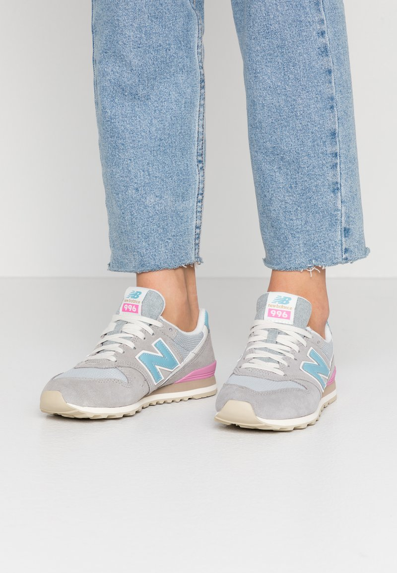 New Balance - WL996 - Trainers - marblehead