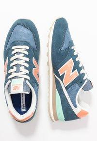 New Balance - WL996 - Trainers - stone blue - 3