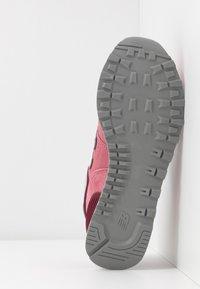 New Balance - WL574 - Sneakersy niskie - purple - 6