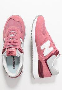 New Balance - WL574 - Sneakersy niskie - purple - 3