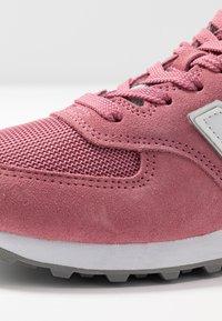 New Balance - WL574 - Sneakersy niskie - purple - 2