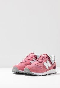 New Balance - WL574 - Sneakersy niskie - purple - 4