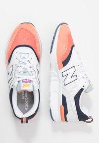 New Balance - CW997 - Matalavartiset tennarit - pink - 3