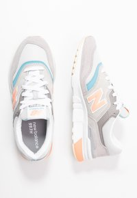 New Balance - CW997 - Matalavartiset tennarit - grey/blue - 3