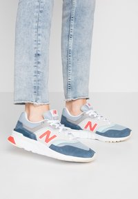 New Balance - CW997 - Sneakers laag - blue - 0
