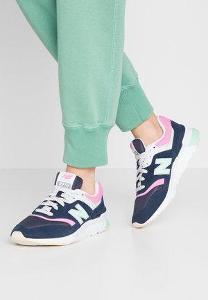 CW997 - Baskets basses - navy/pink