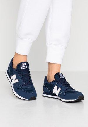 GW500 - Sneakersy niskie - navy