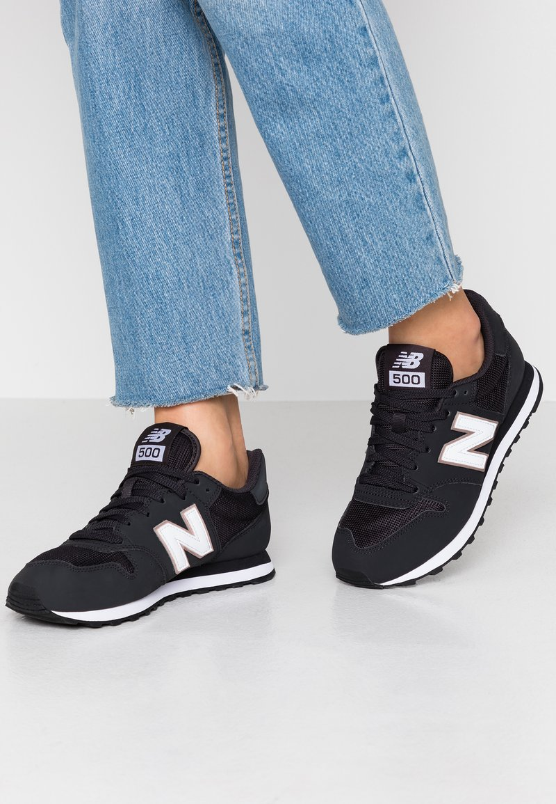 New Balance - GW500 - Sneakersy niskie - black