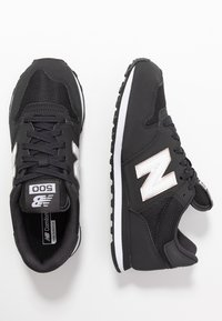 New Balance - GW500 - Sneakersy niskie - black - 3