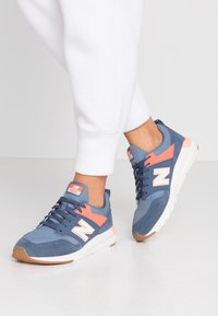 New Balance - WS009 - Baskets basses - navy - 0