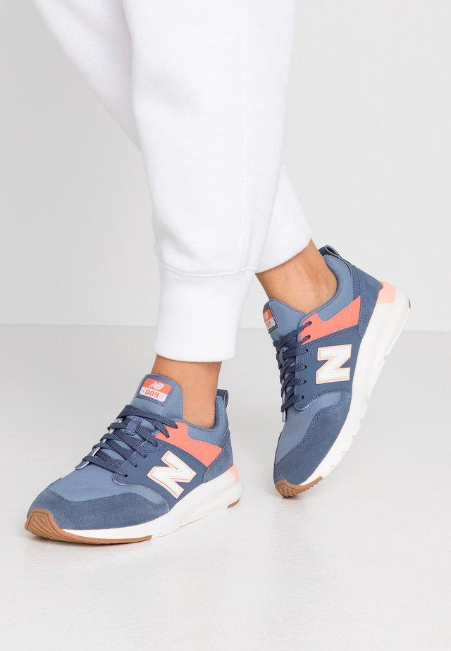 WS009 - Sneakers laag - navy