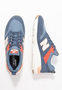 New Balance - WS009 - Baskets basses - navy - 3