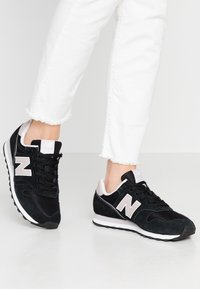 New Balance - WL373 - Sneaker low - black - 0