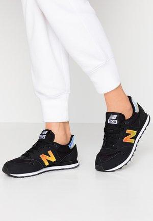 GW500 - Sneakersy niskie - black